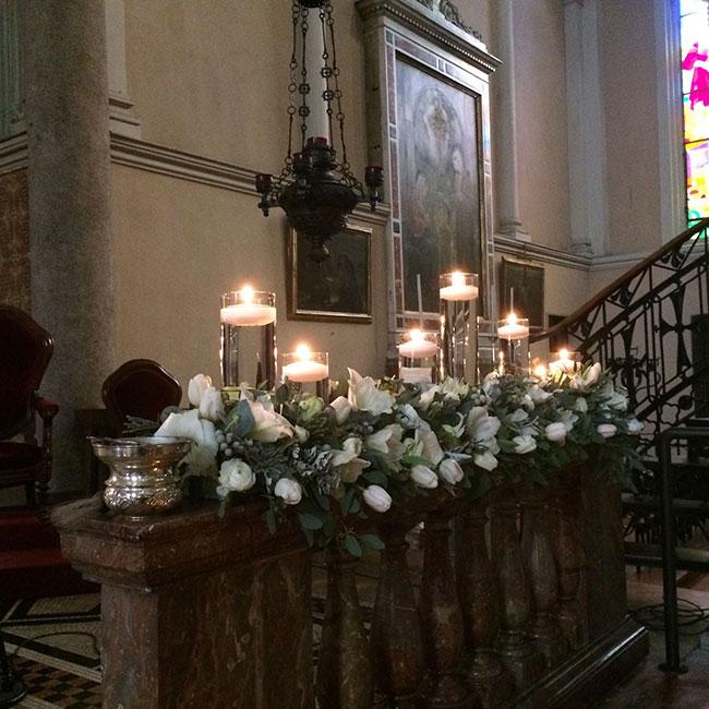 Chiese Matrimoni civili fiorista Milano