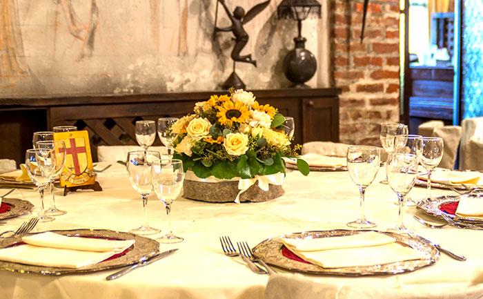 fiorista eventi Milano